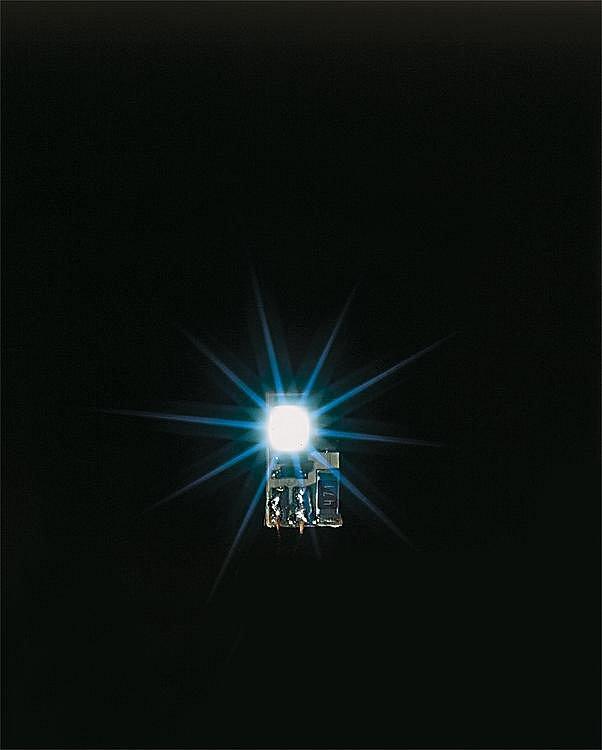 Modélisme : Eclairage : 5 LED blanches - Faller-180647