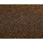 Modélisme: Plaque de terrain : Ballast brun foncé