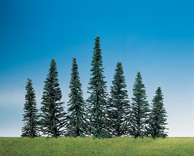 Modélisme : Végétation : 50 sapins - Faller-181464