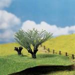 Modélisme : Végétation : Arbres Premium : 2 saules têtards