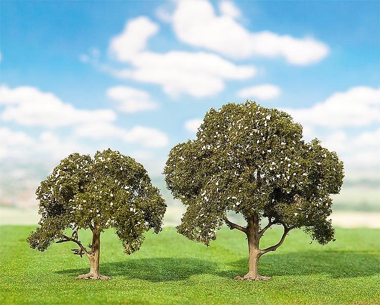 Modélisme : Végétation : Arbres Premium : 2 sureaux - Faller-181232