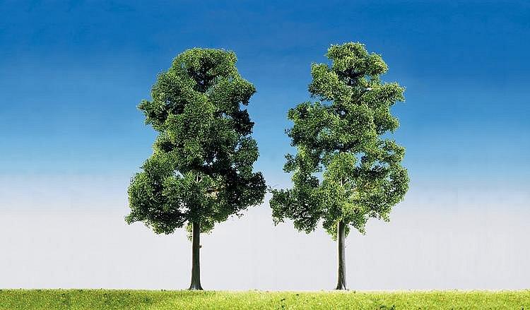 Modélisme HO : Végétation : Arbres série super : 2 hêtres - Faller-181364