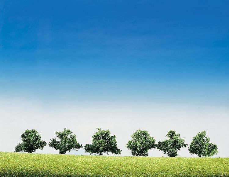 Modélisme : Végétation : Arbres série super : 6 broussailles - Faller-181366