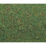 Modélisme : Végétation : Plaque de terrain : Prairie fleurie grande taille