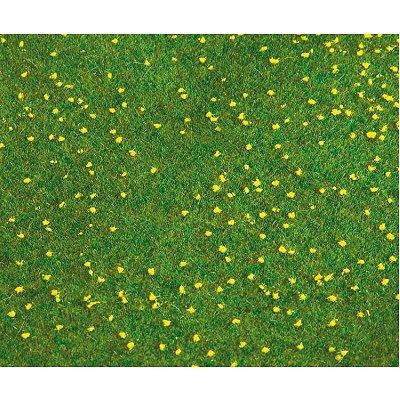 Modélisme : Végétation : Segments de paysage Premium : Prairie de pissenlits - Faller-180462