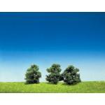Modélisme : Végétation : 3 buissons série super
