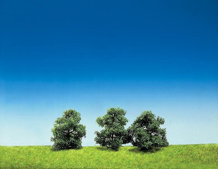 Modélisme : Végétation : 3 buissons série super - Faller-181375