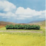 Modélisme : Végétation : 3 haies Premium