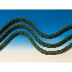 Modélisme : Végétation : 3 haies vertes