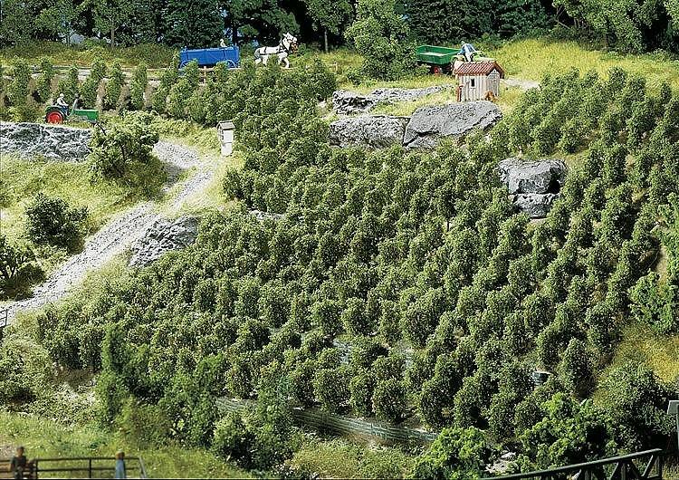 Modélisme : Végétation : 36 pieds de vigne - Faller-181490
