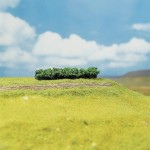 Modélisme : Végétation : 4 haies Premium