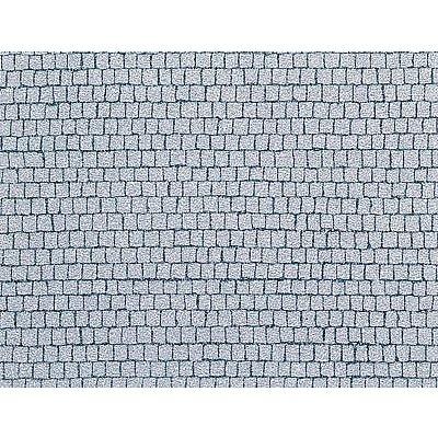 Modélisme HO : Chaussées : Place de pavés en blocage - Faller-170646