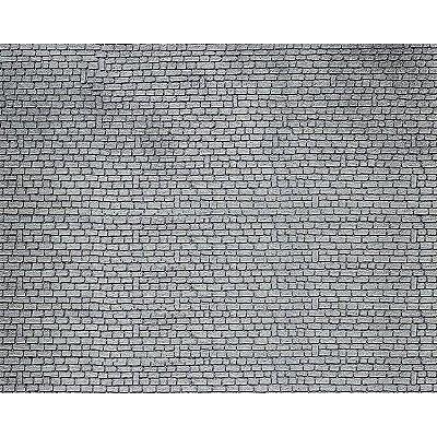 Modélisme HO : Dalle décorative : Pierre de taille naturelle - Faller-170804