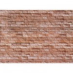 Modélisme HO : Plaque de mur : Basalte