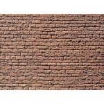 Modélisme HO : Plaque de mur : Calcaire coquillier