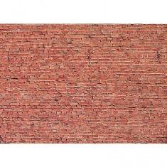 Modélisme HO : Plaque de mur : Clinker