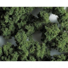 Modélisme : Végétation Premium : Flocons grossiers vert clair : 290 ml