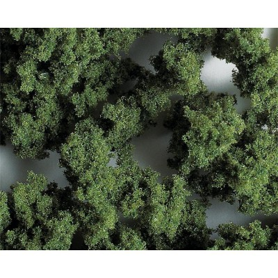 Modélisme : Végétation Premium : Flocons grossiers vert clair : 290 ml - Faller-171555