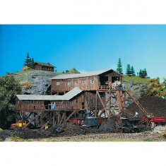 Modélisme HO : Vieille mine de charbon