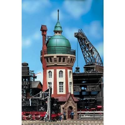 Modélisme ferroviaire HO : Château d'eau Bielefeld - Faller-120166