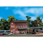 Modélisme ferroviaire HO : Gare de Waldbrunn