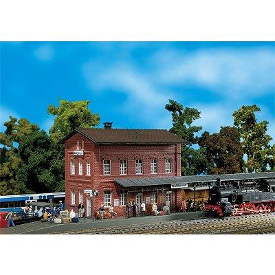 Modélisme ferroviaire HO : Gare de Waldbrunn - Faller-110099