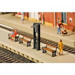 Modélisme ferroviaire HO : Indicateur de destinations