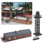Modélisme ferroviaire HO : Installation de sablerie