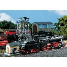 Modélisme ferroviaire HO : Monte-charge à charbon
