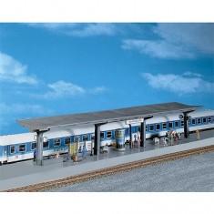 Modélisme ferroviaire HO : Quai