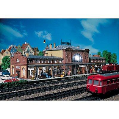 Modélisme ferroviaire HO : Gare de Mittelstadt - Faller-110115