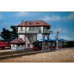 Modélisme ferroviaire HO : Poste d'aiguillage