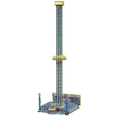 Modélisme HO : Fête foraine : Manège Power Tower - Faller-140325