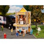 Modélisme HO: Fête foraine : Stand de Kermesse Magic Bean