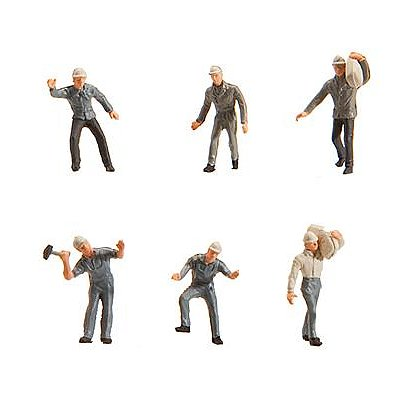 Modélisme HO : Figurines : Set mineurs de fond - Faller-151072