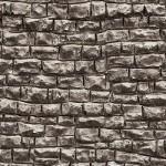 Modélisme HO : Dalle décorative pros : Mur en pierres sèches