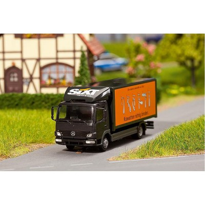 Modélisme HO : Véhicule Faller Car System : Camion MB Atego Sixt HERPA - Faller-161561