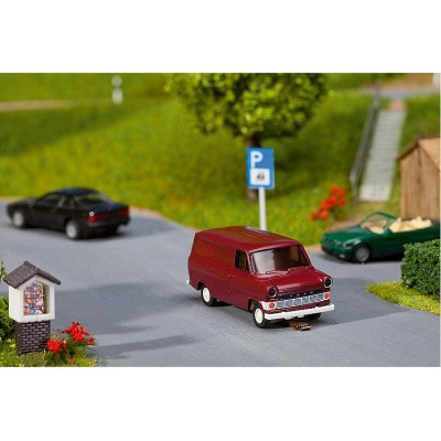 Modélisme HO : Véhicule Faller Car System : Ford Transit BREKINA - Faller-161587