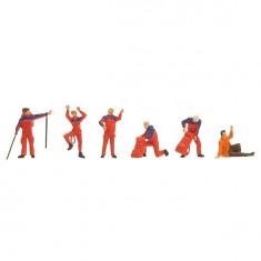 Modélisme HO : Figurines : Secours alpin