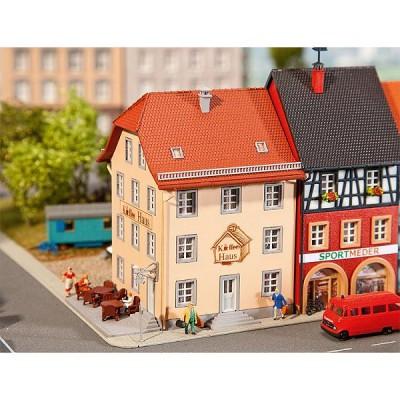 Modélisme N : Café de vieille ville - Faller-232332