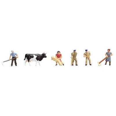 Modélisme N : Figurines : A la campagne - Faller-155335