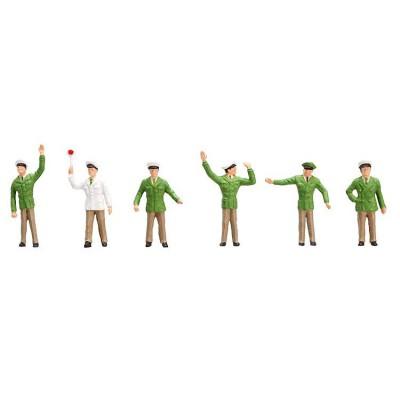 Modélisme N : Figurines : Policiers - Faller-155336