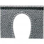 Modélisme HO : Dalle décorative pros : Entrée de tunnel