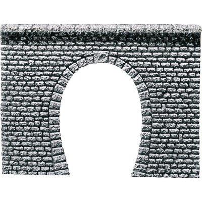 Modélisme HO : Dalle décorative pros : Entrée de tunnel - Faller-170880