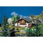 Modélisme HO : Chalet alpin