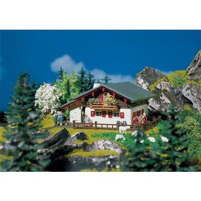 Modélisme HO : Chalet alpin - Faller-130287