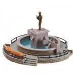 Modélisme HO : Fontaine décorative