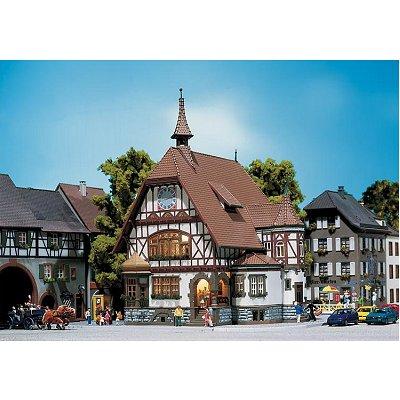 Modélisme HO : Mairie Allmannsdorf - Faller-130427