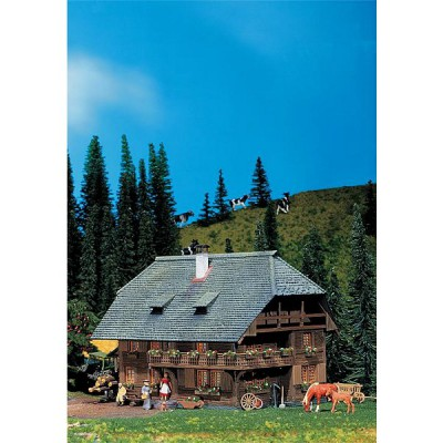 Modélisme HO : Maison de la Forêt-Noire - Faller-130367