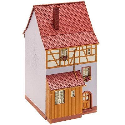 Modélisme HO : Maison d'habitation de petite ville - Faller-130497